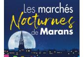 Marché nocturne de Marans